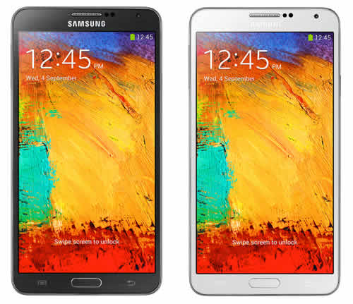 samsung galaxy note 3 now available on three