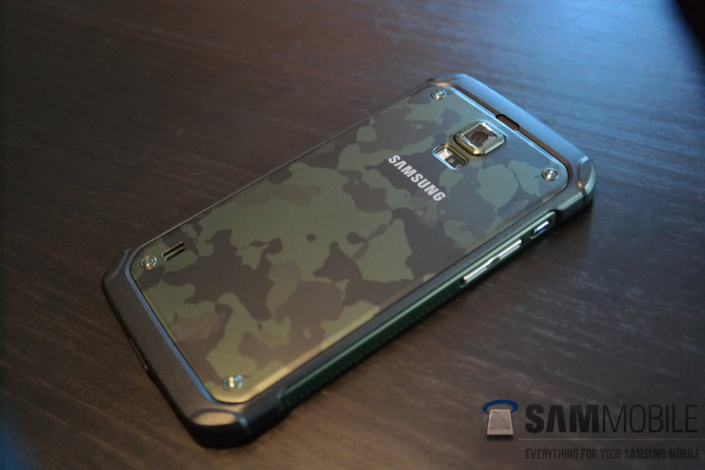 Samsung Galaxy S5 Active is coming to Europe