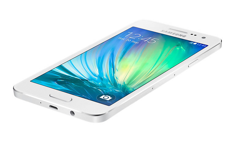 Samsung Galaxy A3 - Best Compact Smartphones