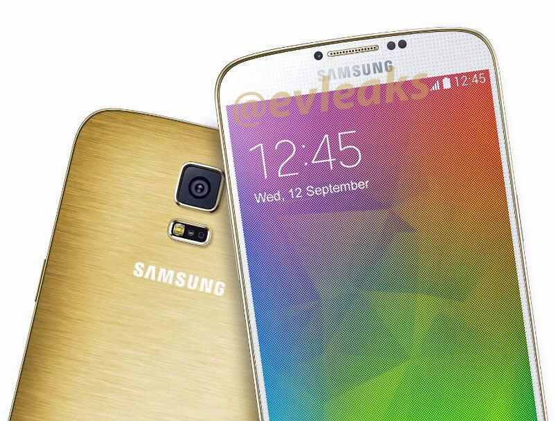 Samsung Galaxy F Gold