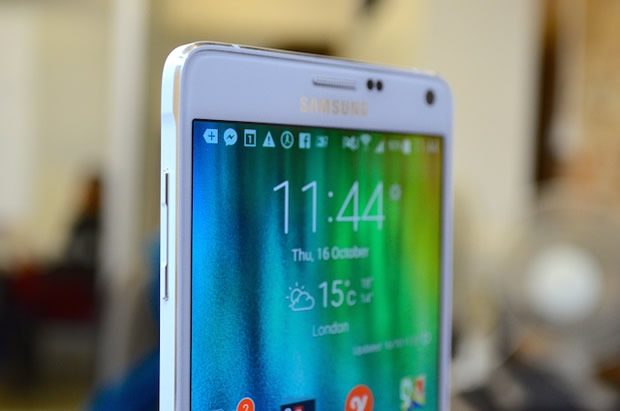 Samsung Galaxy Note 4 Review - Photo 5