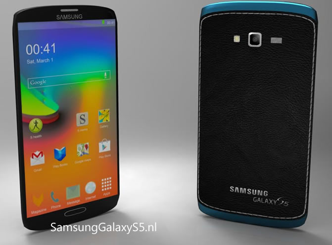 Samsung Galaxy S5 Concept Photo 2
