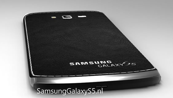 Samsung Galaxy S5 Concept Photo 3