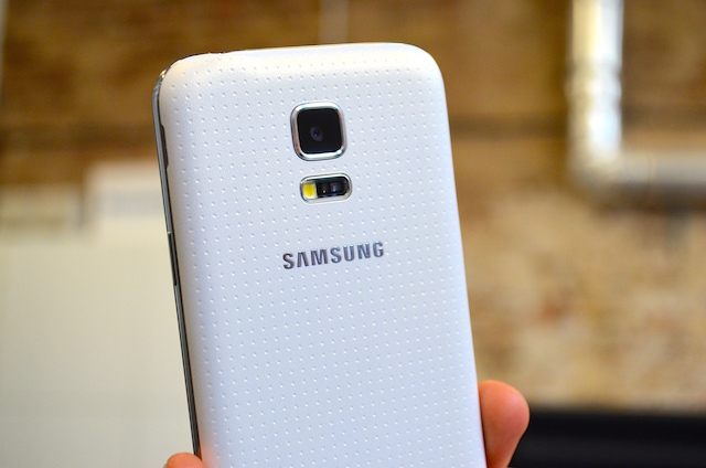 Samsung Galaxy S5 Mini Back
