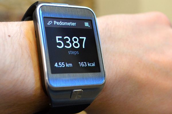 Samsung Gear 2 On-Arm