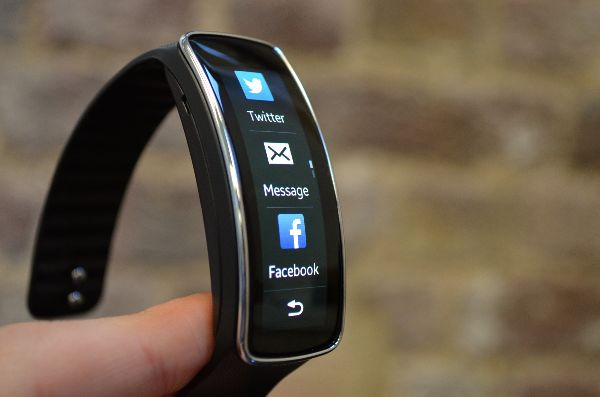Samsung Gear Fit Software