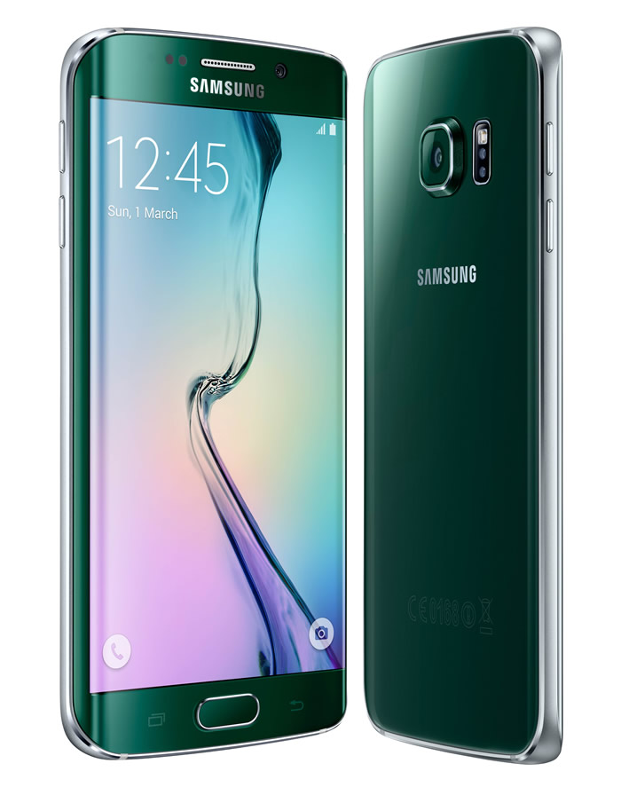 Samsung announces the Galaxy S6 Edge, its first phone with ...