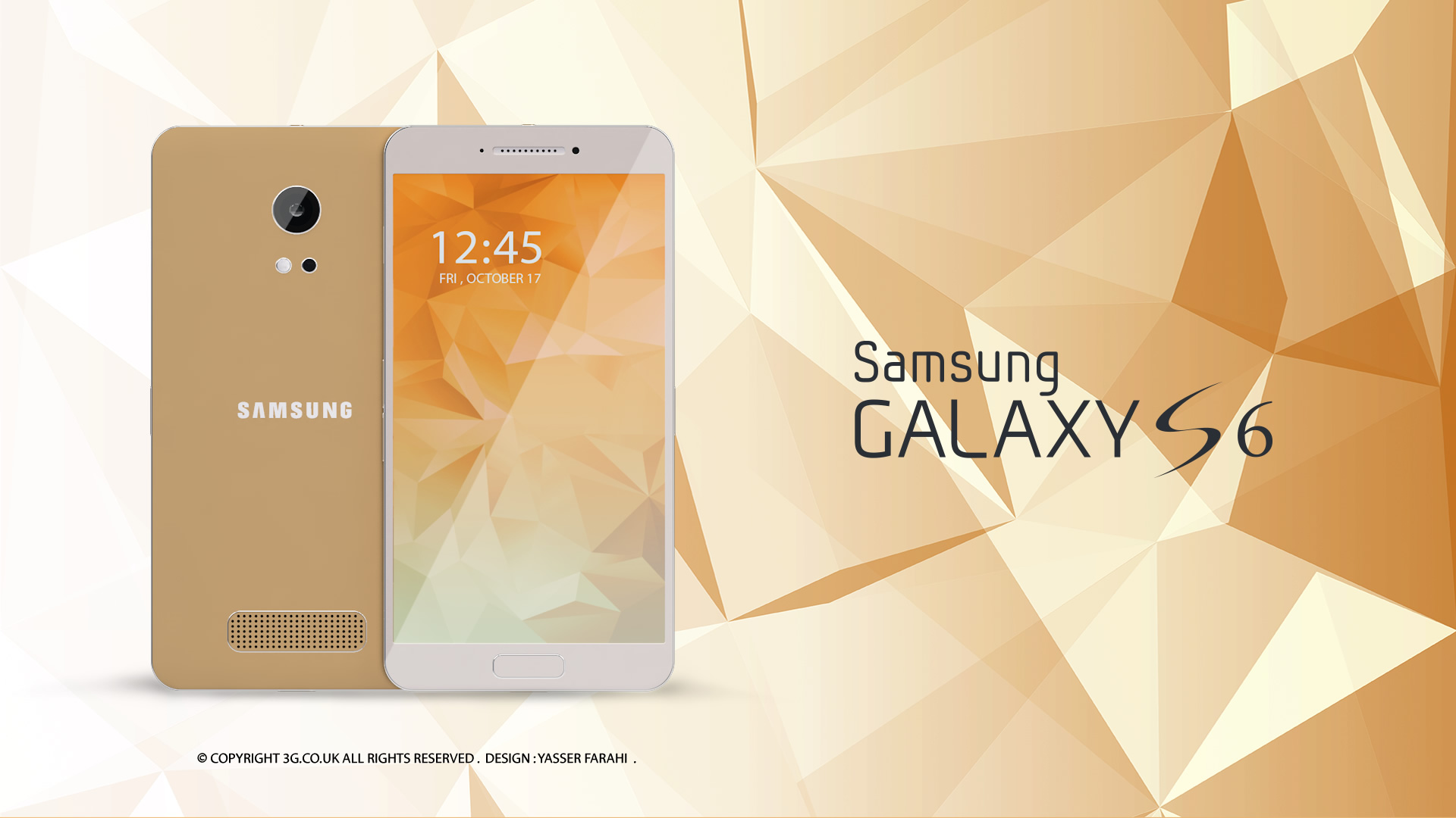Samsung Galaxy S6 Full Specification 3G