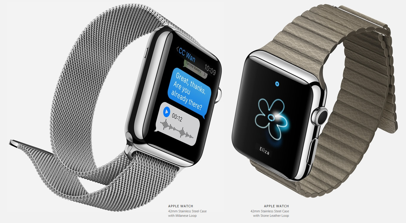 Apple Watch release date, price and specs