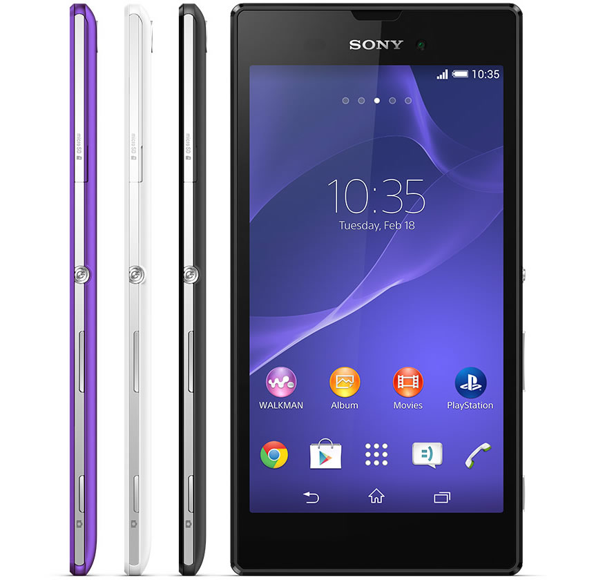 Sony Xperia T3 Review Photo 1