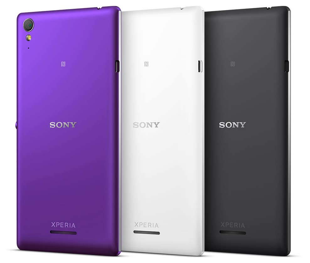 Sony Xperia T3 Back
