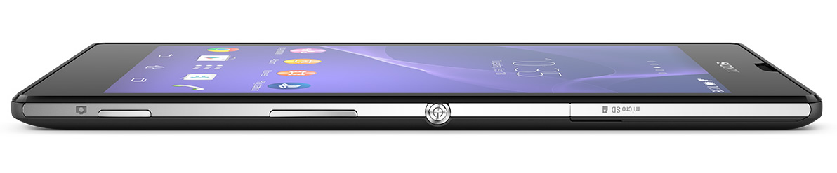 Sony Xperia T3 Side Angle