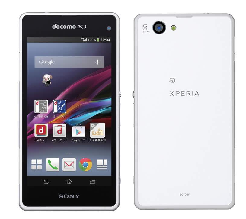Sony Xperia Z1 Mini WhiteXperia Mini White