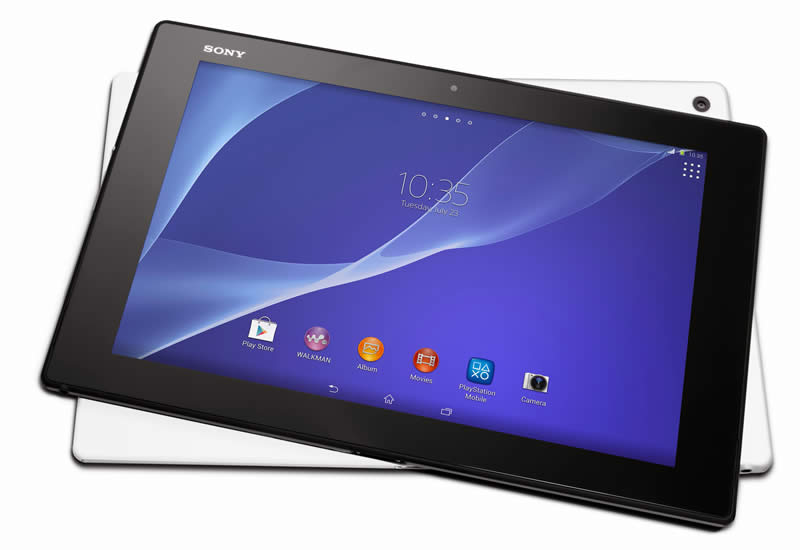 Sony Xperia Z2 Tablet price and release date confirmed