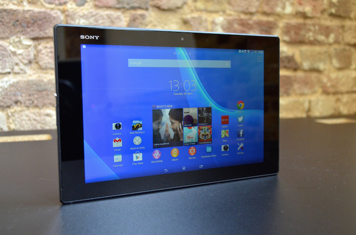 Sony Xperia Z2 Tablet Review Photo1