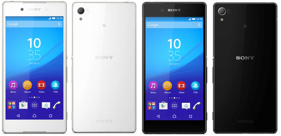 sony xperia z4 price. sony xperia z4 white and black price