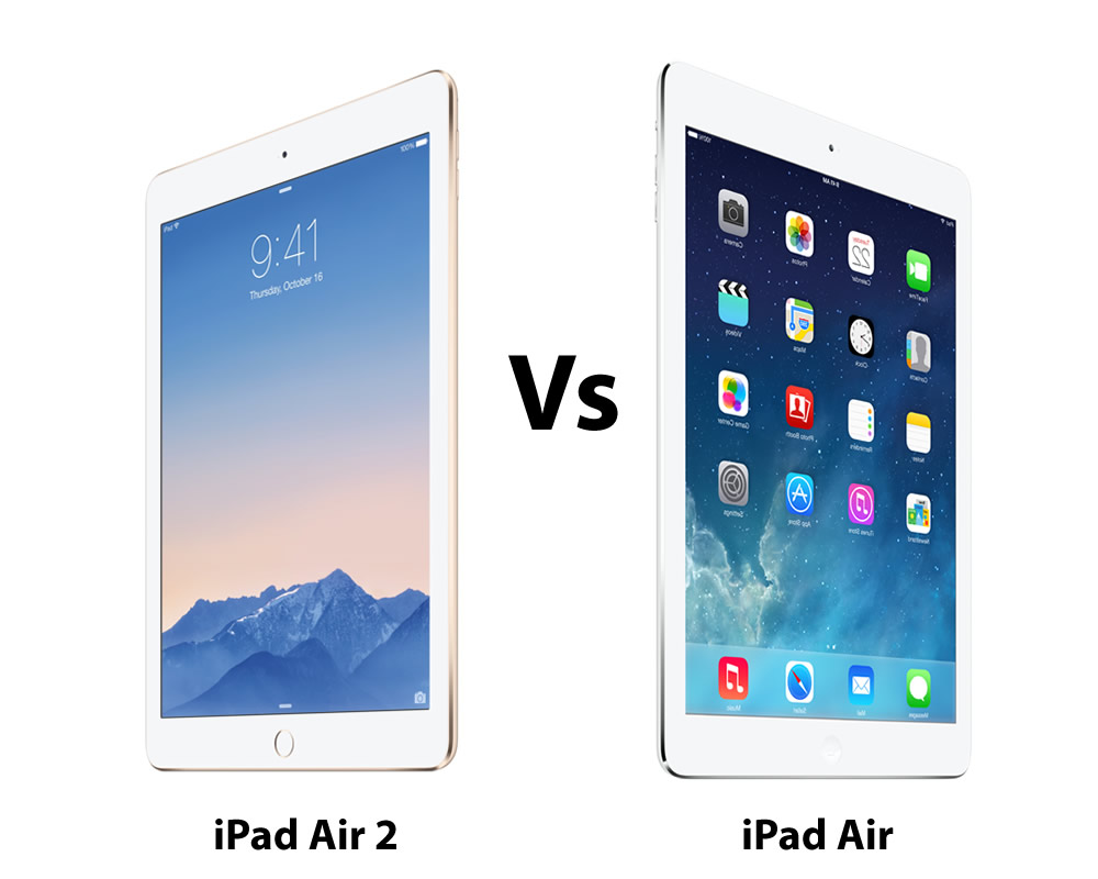apple ipad air 2 vs ipad air. Black Bedroom Furniture Sets. Home Design Ideas