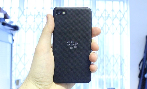 Blackberry Z10 Back Cover
