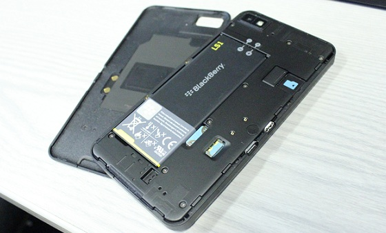 Blackberry Z10 Inners