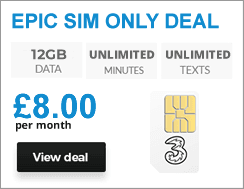 Top SIM Only Offer