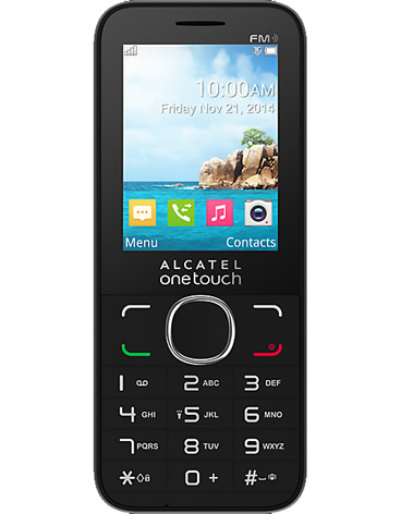 Alcatel 2045-review