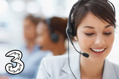 Three Customer Service - Free Contact Number 0333 338 1001