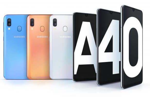 Samsung Galaxy A40 review: big, bright and affordable