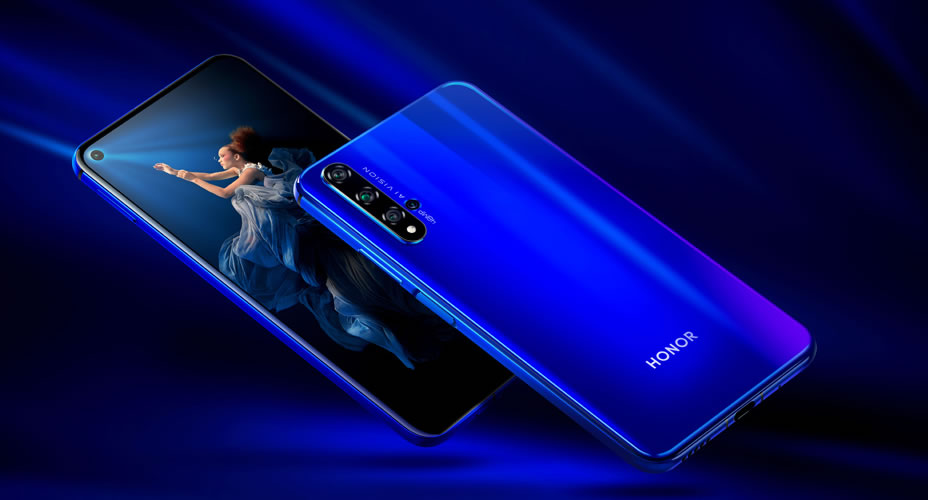 Honor 20 Design