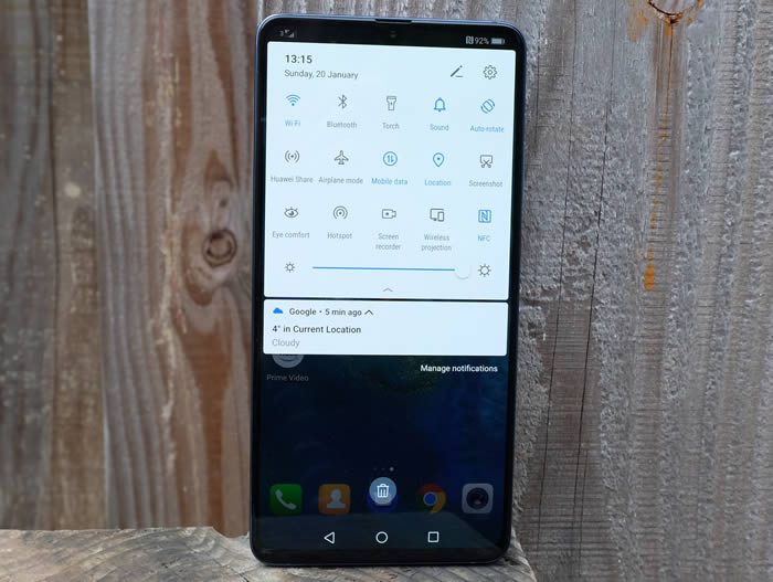 Huawei Mate 20 X Android