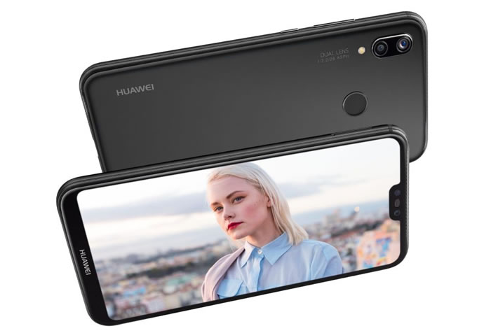 Huawei P20 Lite Display