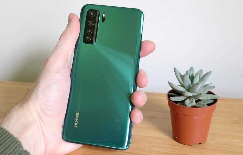 Huawei P40 Lite 5G Camera