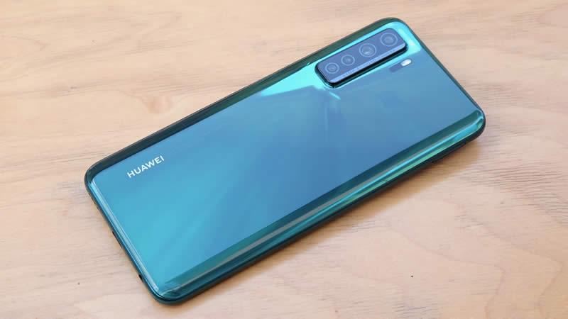 Huawei P40 Lite 5G Design