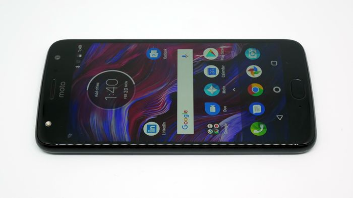 Moto X4 Display