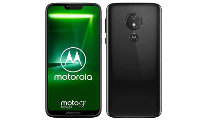 Недорогие модели 4G телефонов на рынке Power Moto G7