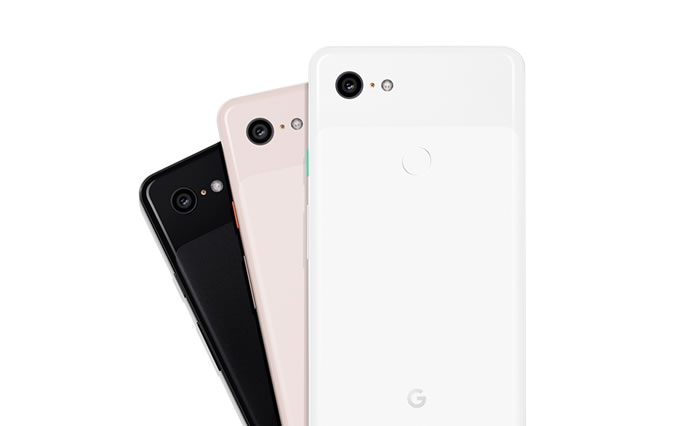 Pixel 3 Rear Camera