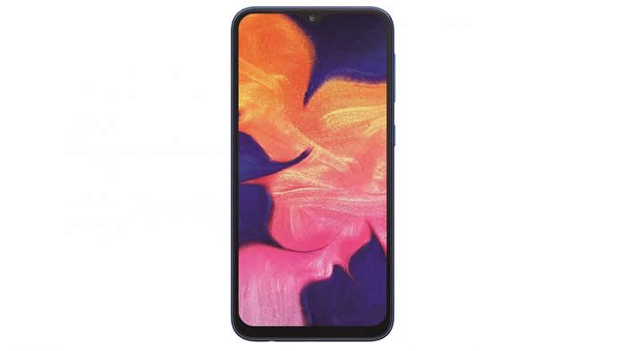 Недорогие модели 4G телефонов на рынке  Samsung Galaxy A10 (150 долларов) - супер дешевый вариант от большого бренда