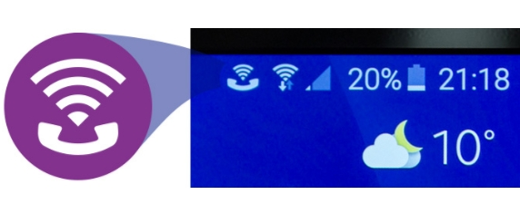 Three inTouch- WiFi calling on iPhone and Android devices