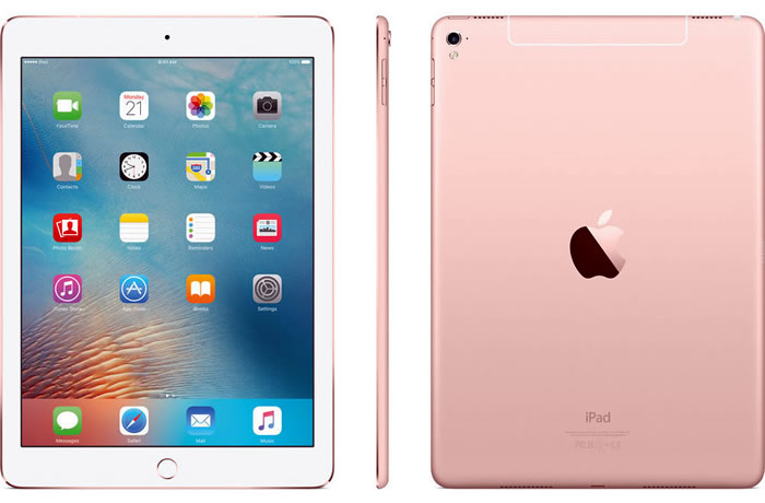 ipad pro 10.5 rose gold deals