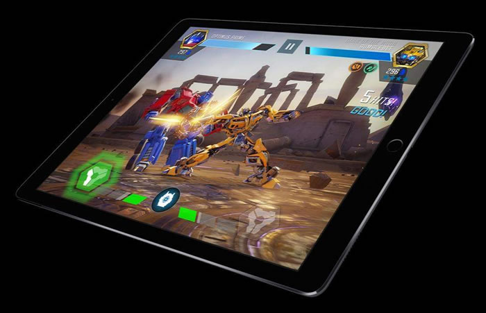 ipad pro 10.5 gaming screen