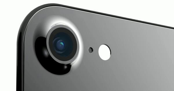 iPhone 8-camera