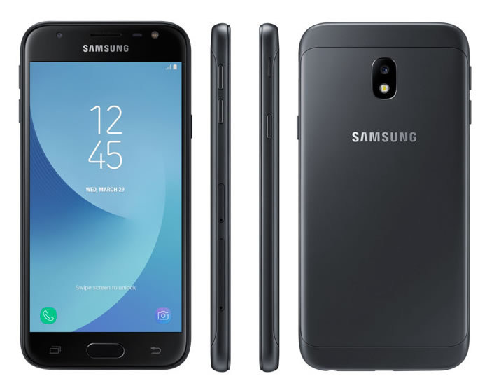 samsung galaxy j3 2017 deals on three contract and pay as you go offers 3g. Black Bedroom Furniture Sets. Home Design Ideas