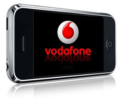 iPhone 3G / 3Gs Sales Lift Vodafone UK