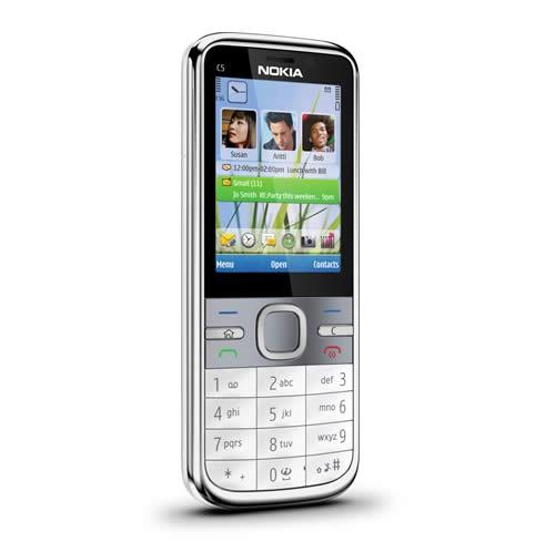 nokia c5-02. Nokia C5 O2 Images: Style