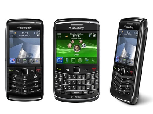Blackberry OS 6 Comes to Three More Smartphones
