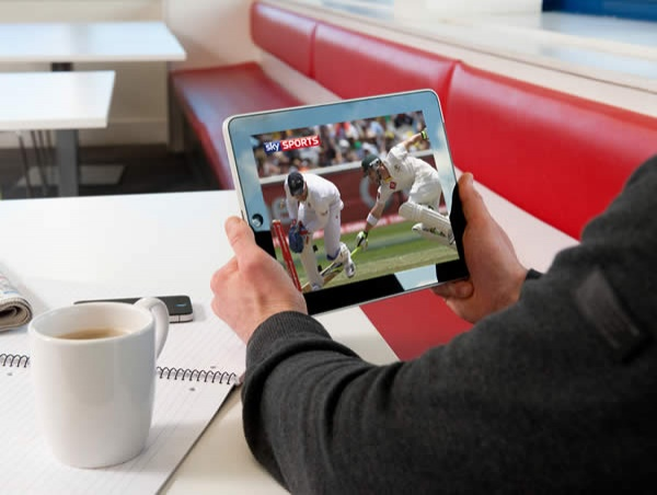 Watch Sky On Your iPad or iPhone Free With Sky Go !