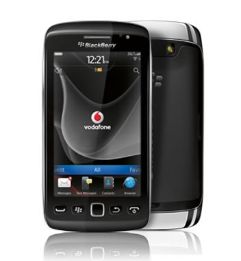 Blackberry Torch 9860 Now Available On Vodafone