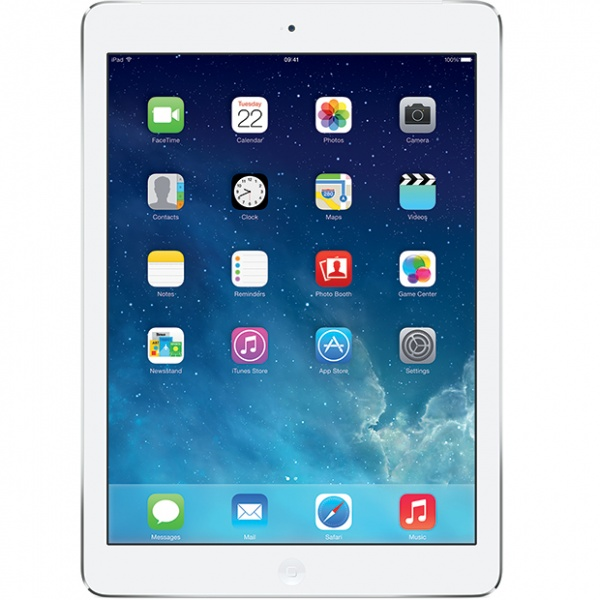 Feature set summary for Apple iPad Air review