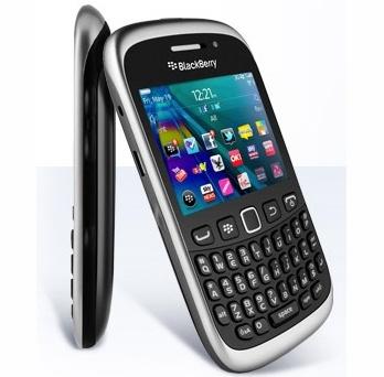 Blackberry Curve 9320 Black And Silver blackberry curve 9320 black