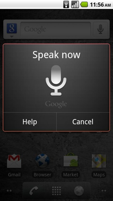 how to call from google voice on iphone