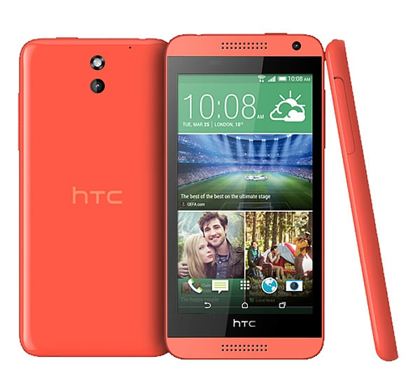 HTC Desire 610 coming soon on Three